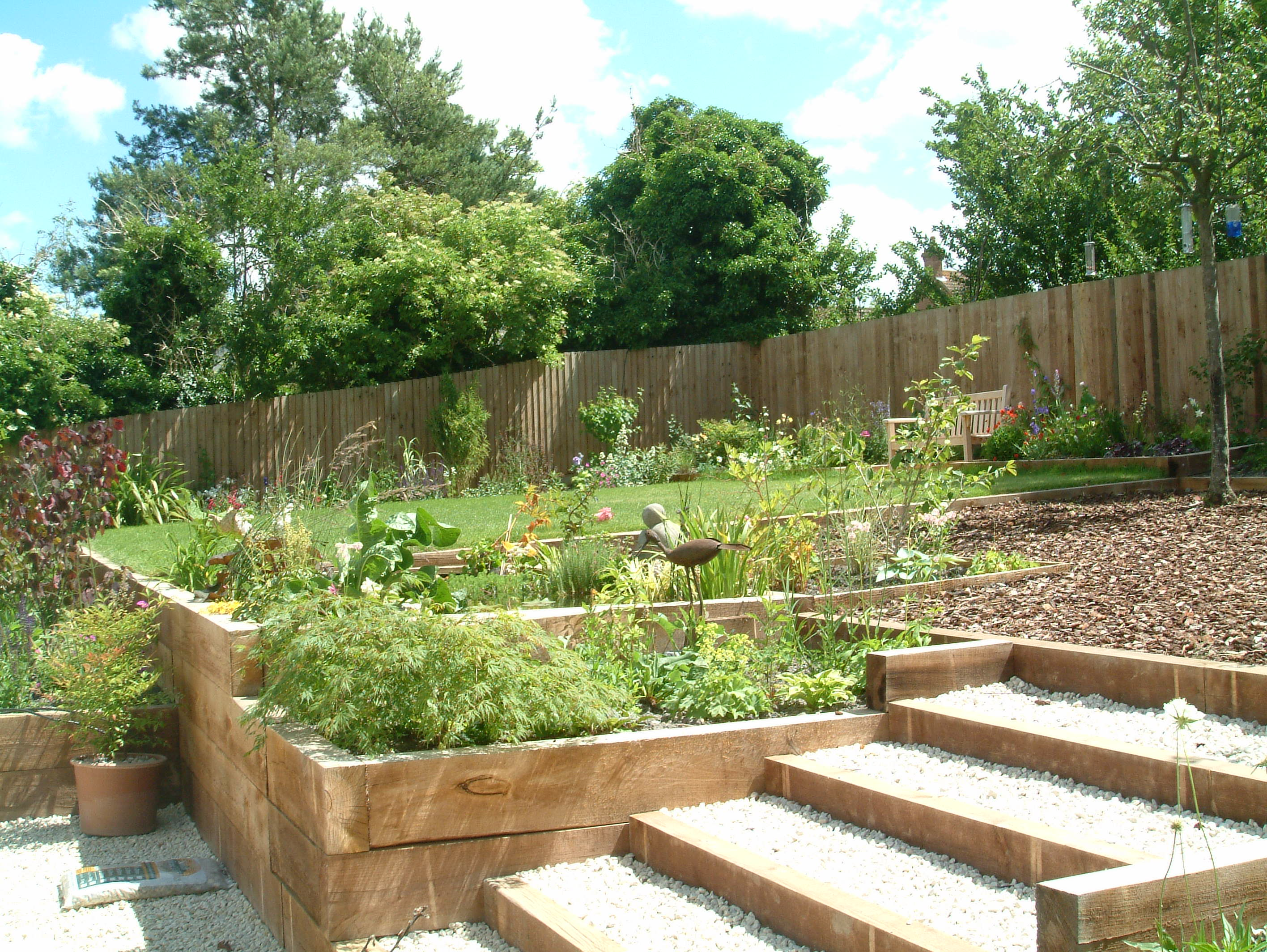 Garden Walls and Brickwork