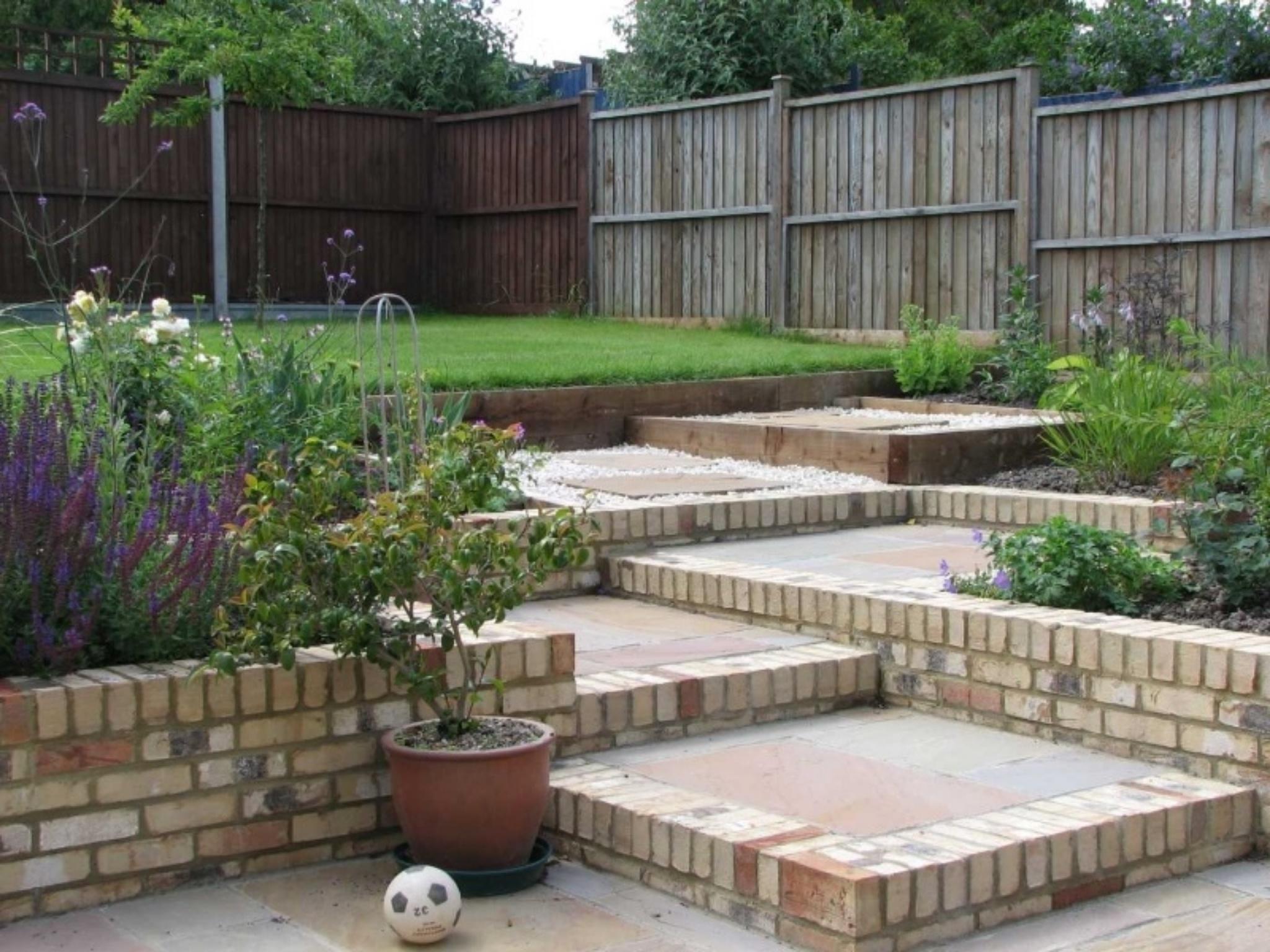 Garden Walls & Steps
